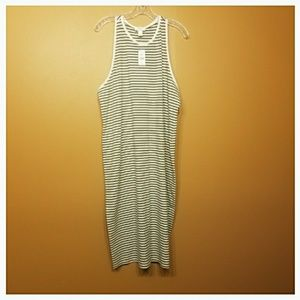 Loft Lounge |Racer-back Lounge/Day Dress (Size XL)